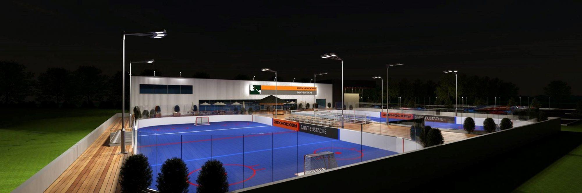 DekHockey St Eustache Front